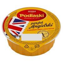 Drosed Podlaski Pasztet Angielski z kawałkami mięsa z piersi kurcząt 105g