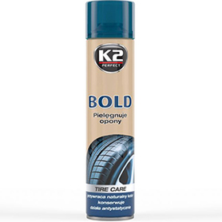 K2 Bold Mleczko do pielęgnacji opon 600ml