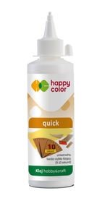 Klej Magiczny quick, butelka 100g, Happy Color