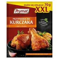 Prymat Przyprawa do kurczaka i dań z drobiu XXL 70g