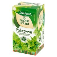 Herbapol Zielnik Polski Herbatka ziołowa pokrzywa 30g (20 tb)