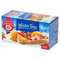 TEEKANNE World of Fruits Winter Time Aromatyzowana mieszanka herbatek owocowych (20 tb.)