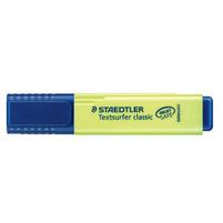 STAEDTLER Zakreślacz żółty 1szt.