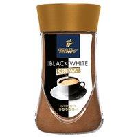Tchibo For Black´n White Crema Kawa rozpuszczalna 180g