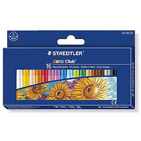 Staedtler Pastele olejne Noris Club 16 kolorów 1op.