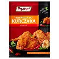 Prymat Przyprawa do kurczaka pikantna 25g