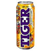 Tiger Mango Bomb Gazowany napój energetyzujący 500 ml