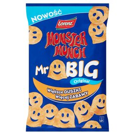 Monster Munch Mr Big Original Chrupki ziemniaczane solone 90g
