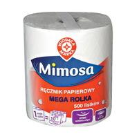 WM Ręcznik papierowy mega rolka 500 listków 1 rolka