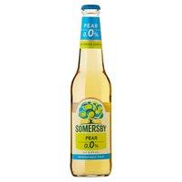 Somersby Bezalkoholowy napój piwny o smaku gruszki 400ml