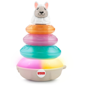 FISHER-PRICE Linkimals Interaktywna Lama (9m+)