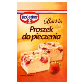 Dr. Oetker Backin Proszek do pieczenia 45g (3x15g)