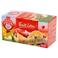 TEEKANNE World of Fruits Fruit Love Mieszanka herbatek owocowych (20 tb.)