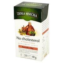 Big-Active Zioła Mnicha Na cholesterol Suplement diety Herbatka ziołowa 40g (20 tb)