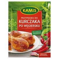 Kamis Przyprawa do kurczaka po węgiersku Mieszanka przyprawowa 25g