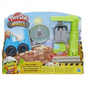 Play-Doh Wheels - Ciastolina Dźwig