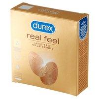 Durex Real Feel Prezerwatywy 3szt