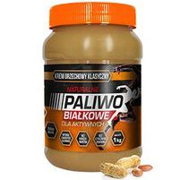 NaturAvena Krem orzechowy klasyczny Paliwo białkowe dla aktywnych 1kg
