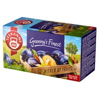 Teekanne World of Fruits Granny's Finest Aromatyzowana mieszanka herbatek 50g (20 tb)