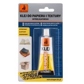 DRAGON Klej introligatorski do papieru i tektury 25ml