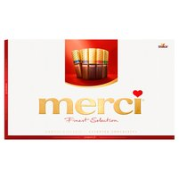 merci Finest Selection Kolekcja czekoladek 400g