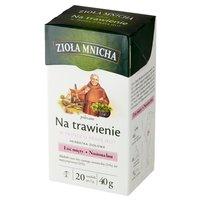 Big-Active Zioła Mnicha Na pracę jelit Suplement diety Herbatka ziołowa 40g (20 tb)