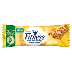 Nestlé Fitness Honey & Almond Batonik zbożowy 23,5g