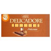 BARON Delicadore Batoniki z czekolady z nadzieniem o smaku irish cream