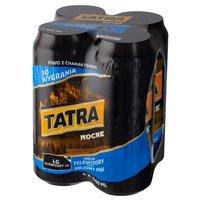 Tatra Piwo jasne mocne 4x500ml