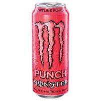 Monster Energy Pipeline Punch Gazowany napój energetyczny 500ml