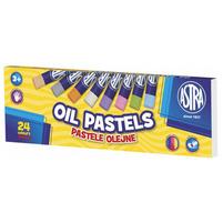 ASTRA Pastele olejne 24 kolory