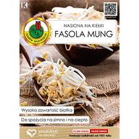 PNOS Nasiona na kiełki Fasola Mung gr.K