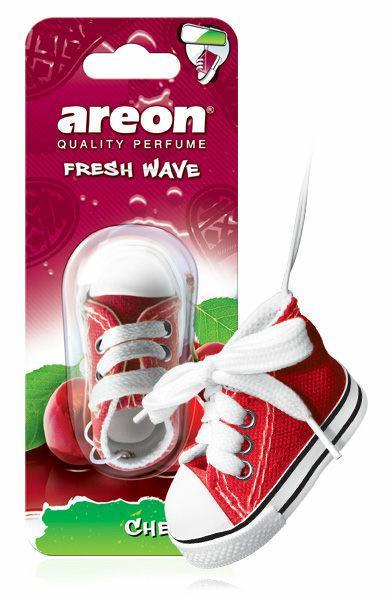Zapach AREON FRESH WAVE Cherry (1)
