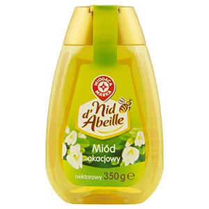 Wiodąca Marka miód akacjowy nektarowy 350g (2)