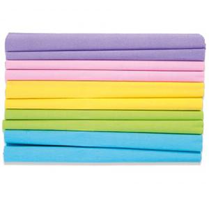 Happy Color Bibuła marszczona pastelowa 5 kolorów 10szt. (1)