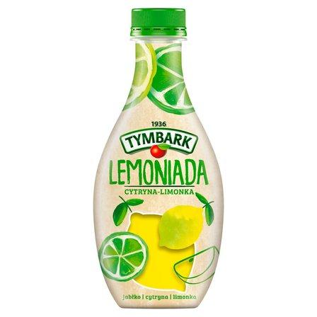 Tymbark Lemoniada cytryna i limonka 400ml (1)