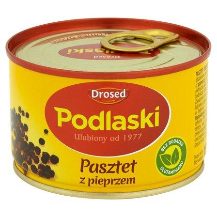 Drosed Podlaski Pasztet z pieprzem 155g (1)