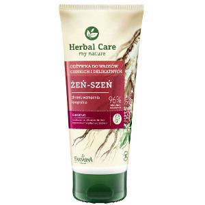 FARMONA Herbal Care Żeń-Szeń Odżywka do włosów cienkich i delikatnych 200ml (1)