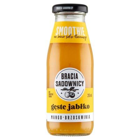 BRACIA SADOWNICY - Gęste jabłko - brzoskwinia mango 215 ml (1)