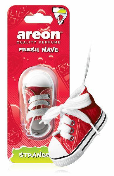 Zapach AREON FRESH WAVE Strawberry (1)