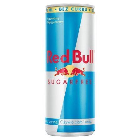 Red Bull Napój energetyczny bez cukru 250ml (2)