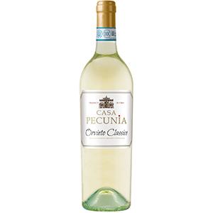 Casa Pecunia Orvieto Classico Wino białe wytrawne włoskie 750ml (1)