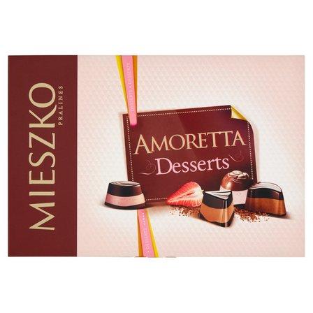 Mieszko Amoretta Desserts Praliny w czekoladzie 276g (2)