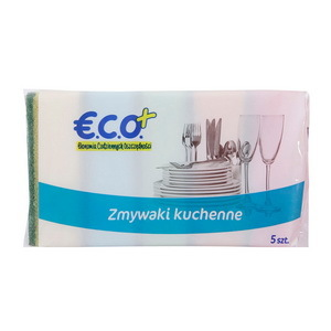 €.C.O.+ Zmywaki kuchenne (5 sztuk) (2)