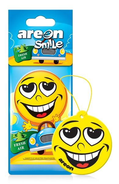 Zapach AREON SMILE DRY FRESH AIR (1)