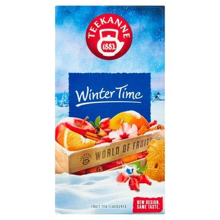 TEEKANNE World of Fruits Winter Time Aromatyzowana mieszanka herbatek owocowych (20 tb.) (2)