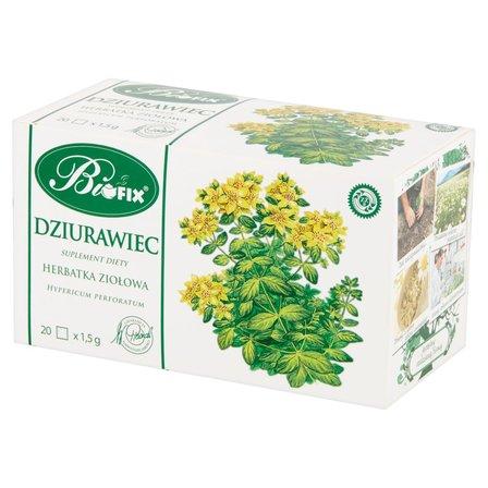 Biofix Suplement diety herbatka ziołowa dziurawiec 30g (20 tb) (1)