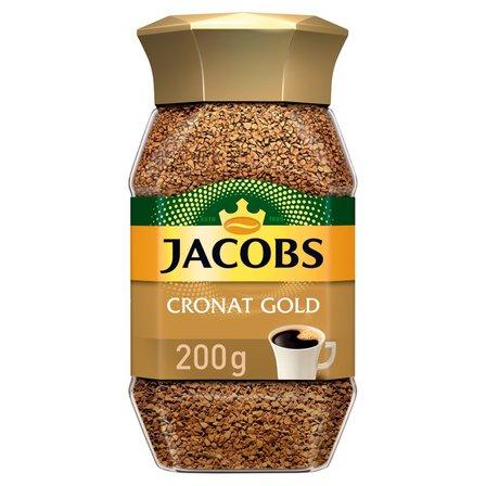 Jacobs Cronat Gold Kawa rozpuszczalna 200g (1)
