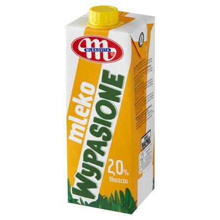 Mlekovita Wypasione Mleko UHT 2,0% 1l (1)