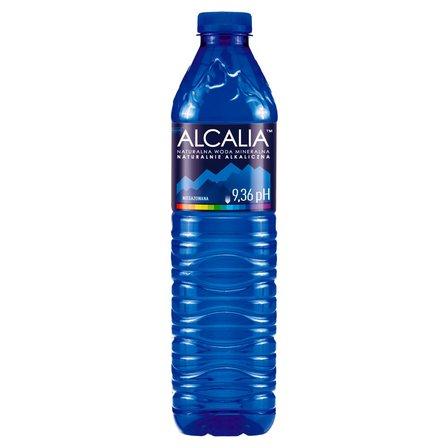 Velingrad Alcalia Naturalna woda mineralna niegazowana 1,5 l (1)
